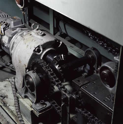かさ歯車使用例3