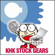 KHK gears